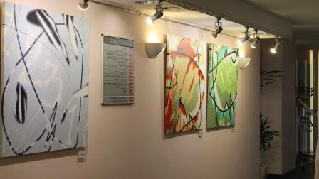 free art exhibition
