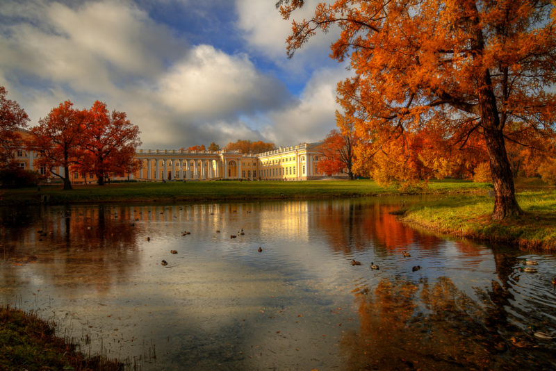 ST petersbur palace