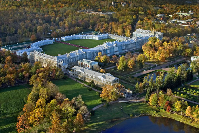 St petersburg palace